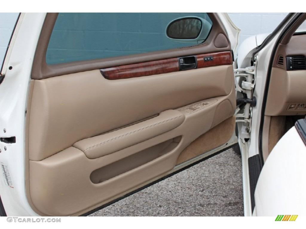 1998 Lexus Sc 400 Beige Door Panel Photo 62250835