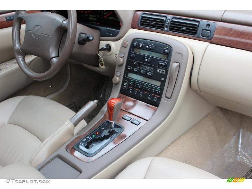 1998 Lexus Sc 400 4 Speed Automatic Transmission Photo