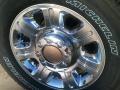 2012 White Platinum Metallic Tri-Coat Ford F250 Super Duty King Ranch Crew Cab 4x4  photo #6