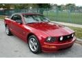 Redfire Metallic 2005 Ford Mustang Gallery