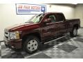 Deep Ruby Metallic 2008 Chevrolet Silverado 1500 Gallery