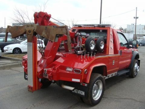 2009 ford f 450 towing capacity
