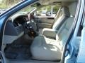 2011 Lincoln Town Car Light Camel Interior Front Seat Photo