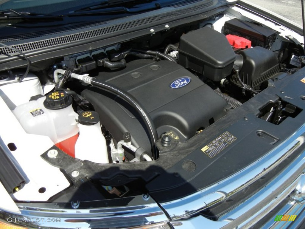 2013 Ford Edge Limited 3 5 Liter Dohc 24