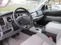 2011 Silver Sky Metallic Toyota Tundra TRD CrewMax 4x4  photo #12