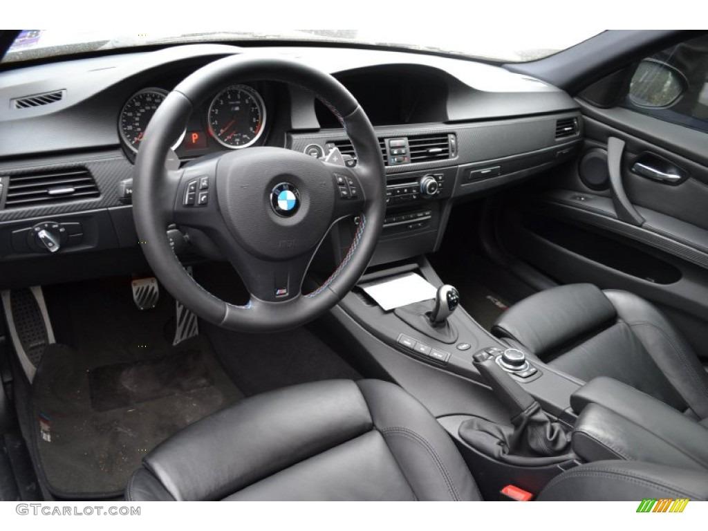 Black Novillo Leather Interior 2011 BMW M3 Sedan Photo ...  Black Novillo L...