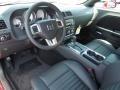 Dark Slate Gray Prime Interior Photo for 2012 Dodge Challenger #62317798
