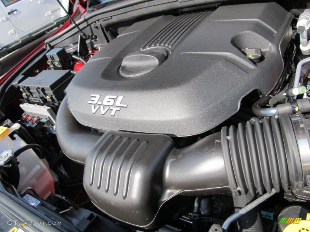 How To Replace 2012 Jeep Grand Cherokee Enginge Variable