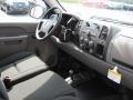 2012 Summit White Chevrolet Silverado 1500 Work Truck Regular Cab 4x4  photo #5