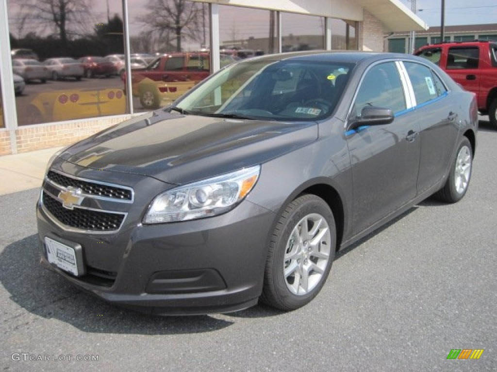 2008 Chevy Malibu Used Chevrolet Malibu 2013 Gray Taupe gray metallic 2013 chevrolet malibu ...