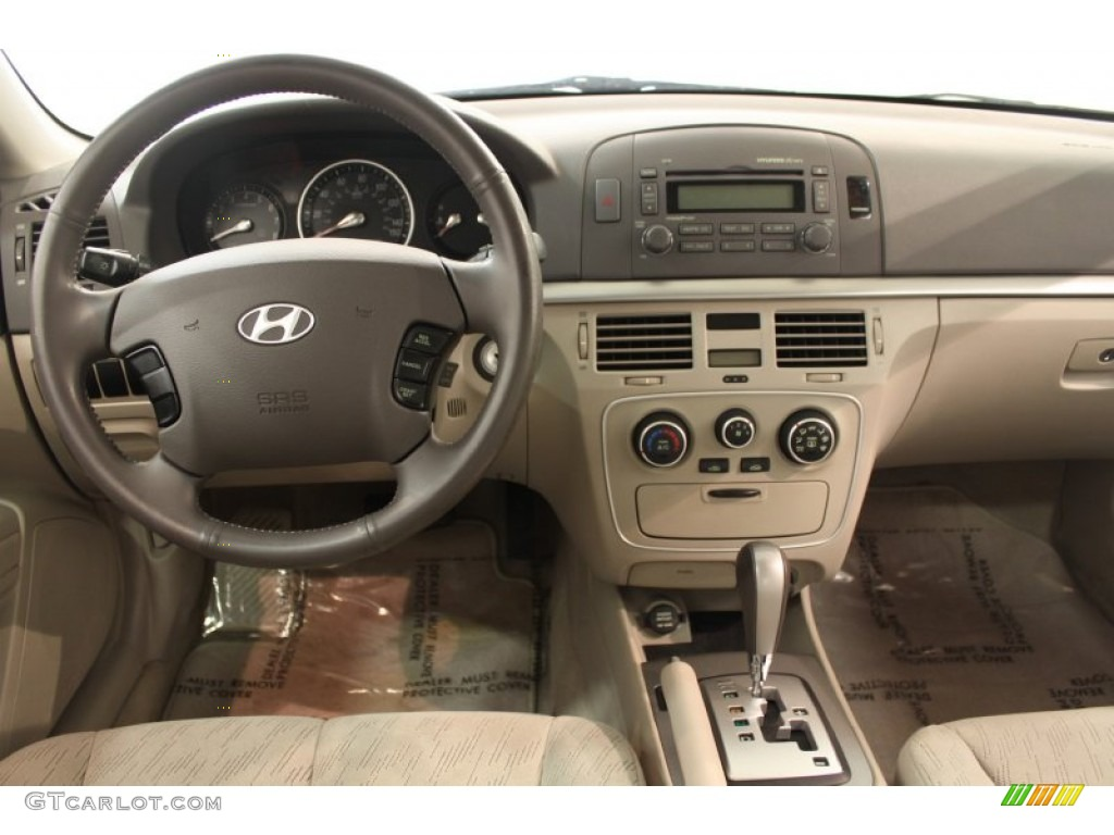 2006 Hyundai Sonata Gls Dashboard Photos