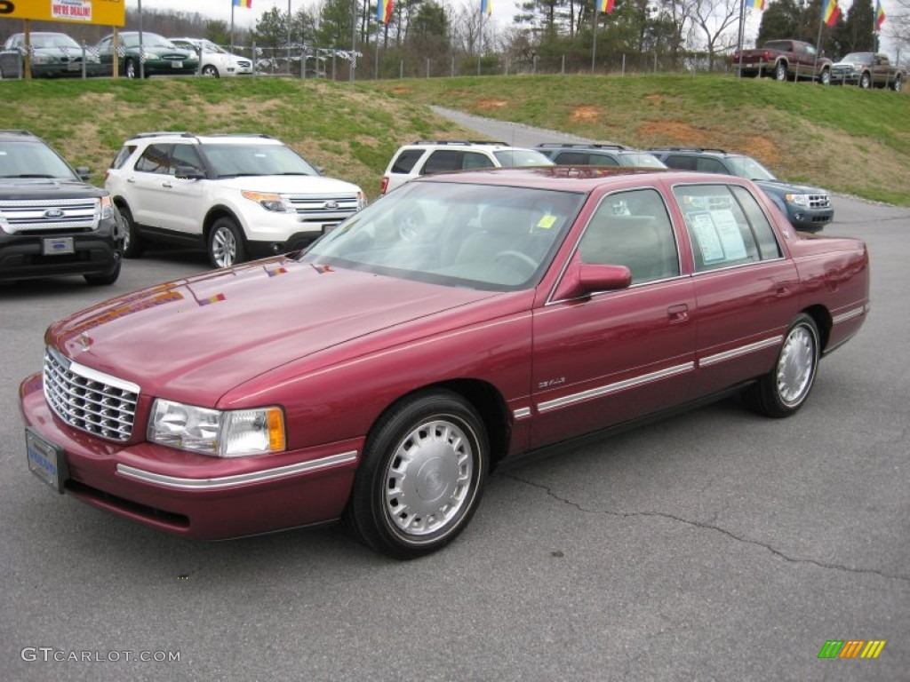 crimson pearl 1999 cadillac deville sedan exterior photo 62337932 gtcarlot. Cars Review. Best American Auto & Cars Review
