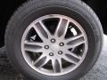 2004 Mitsubishi Endeavor Limited AWD Wheel and Tire Photo