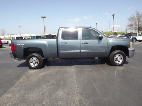 2009 chevrolet silverado 2500hd lt crew cab 4x4 data info. Black Bedroom Furniture Sets. Home Design Ideas