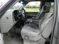 2000 Light Pewter Metallic Chevrolet Silverado 1500 LS Extended Cab 4x4  photo #14