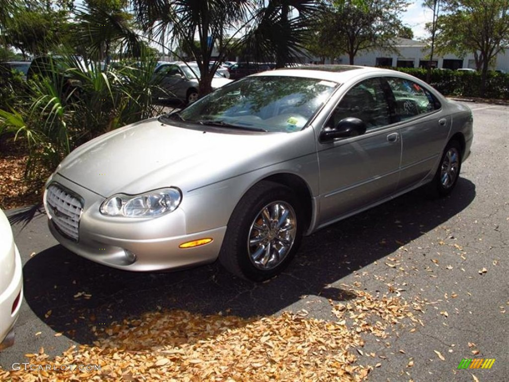 2002 chrysler concorde limited bright silver metallic color dark. Cars Review. Best American Auto & Cars Review