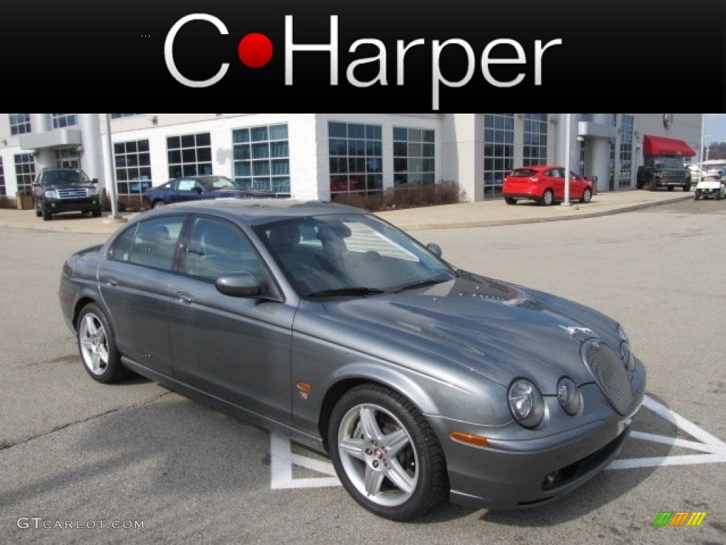2003 quartz metallic jaguar s type r 62311964 gtcarlot. Black Bedroom Furniture Sets. Home Design Ideas