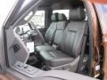 2012 Golden Bronze Metallic Ford F250 Super Duty Lariat Crew Cab 4x4  photo #14