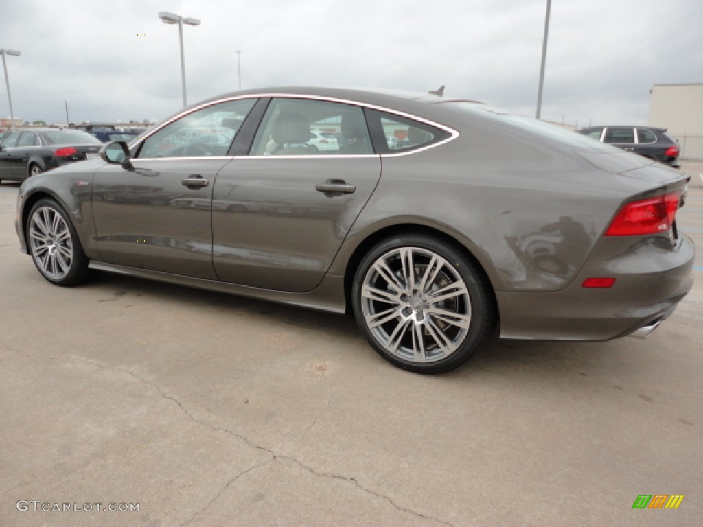 Dakota Grey Metallic 2012 Audi A7 3 0t Quattro Prestige