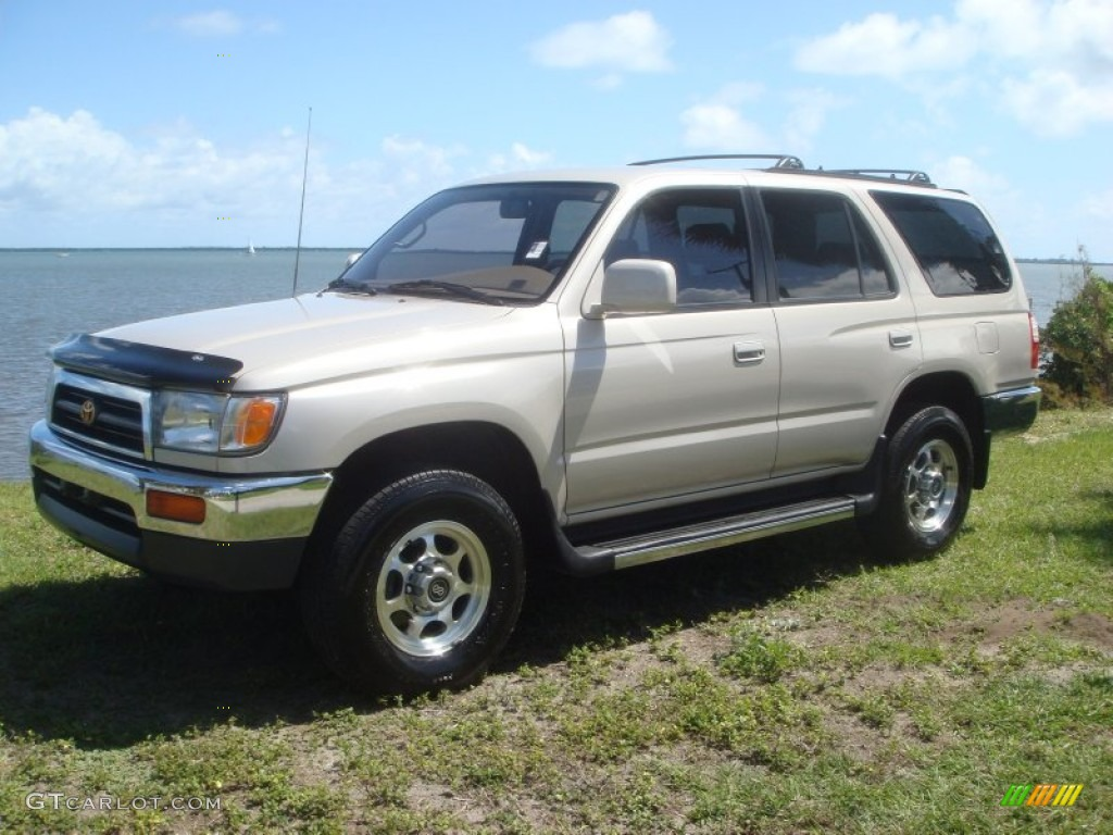 1998 beige pearl toyota 4runner sr5 62311926 car color galleries. Black Bedroom Furniture Sets. Home Design Ideas