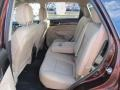 Beige Rear Seat Photo for 2011 Kia Sorento #62362473