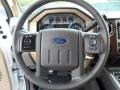 Adobe Steering Wheel Photo for 2012 Ford F250 Super Duty #62369412