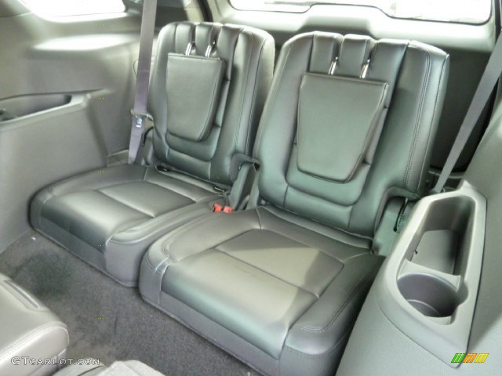 2006 Ford Explorer Xlt >> Charcoal Black Interior 2013 Ford Explorer Limited 4WD ...