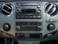 2012 Ingot Silver Metallic Ford F250 Super Duty XLT Crew Cab 4x4  photo #9