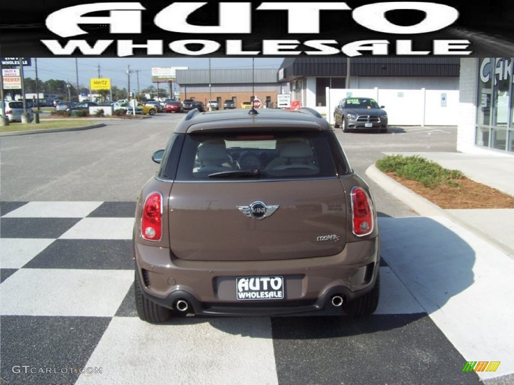 2011 light coffee mini cooper s countryman all4 awd 62377676 photo 3 car. Black Bedroom Furniture Sets. Home Design Ideas