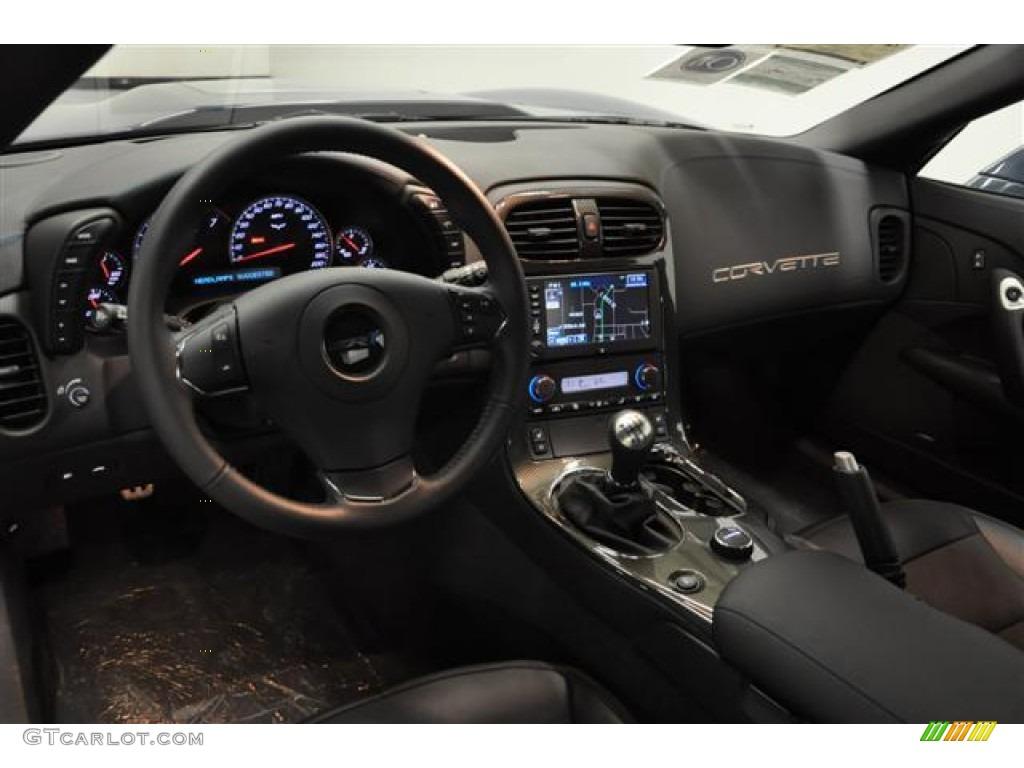 2012 Chevrolet Corvette ZR1 Dashboard Photos