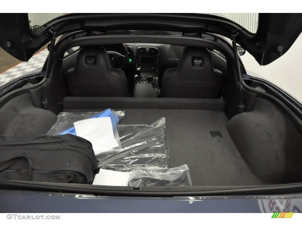 2012 Chevrolet Corvette ZR1 Trunk Photo #62403603 ...
