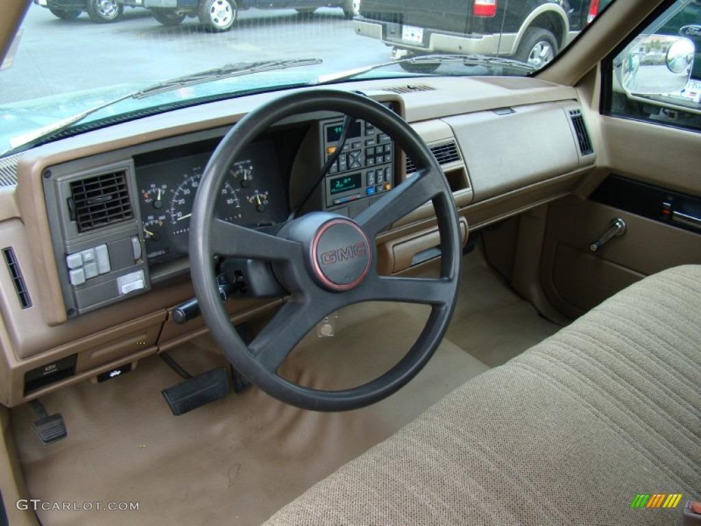 beige interior 1994 gmc sierra 1500 sle regular cab photo 62404109 gtcarlot com gtcarlot com