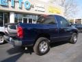 2008 Patriot Blue Pearl Dodge Ram 1500 ST Regular Cab  photo #8