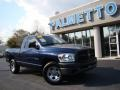 2008 Patriot Blue Pearl Dodge Ram 1500 ST Regular Cab  photo #27