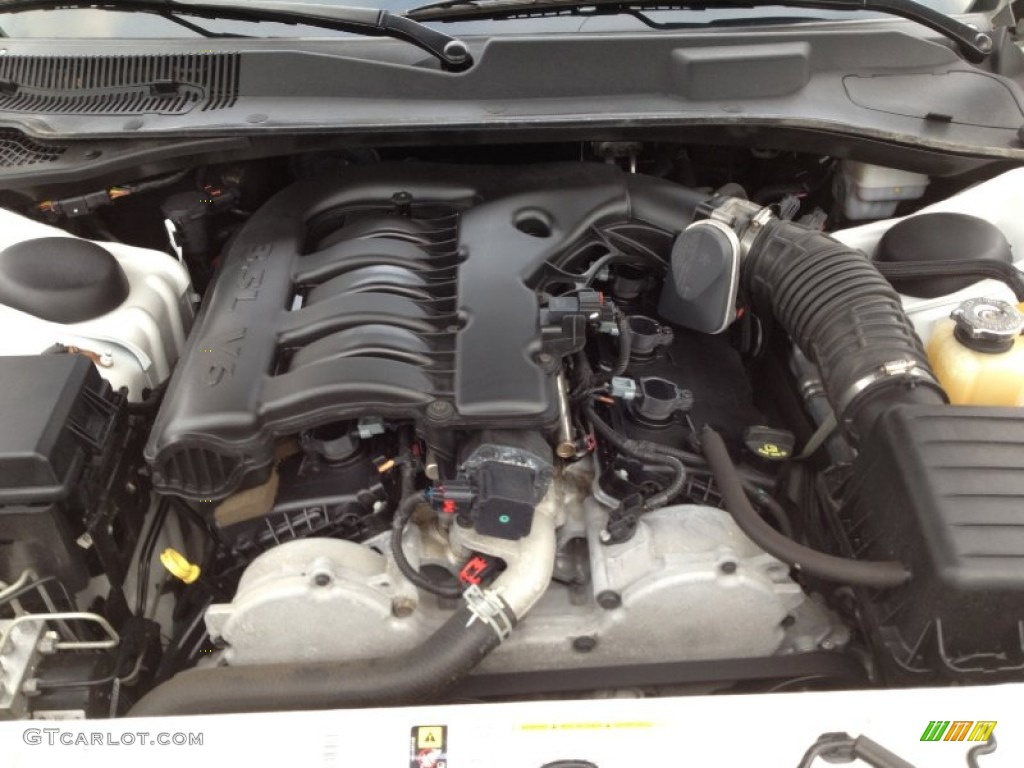 2010 Dodge Charger Sxt 3 5 Liter High Output Sohc 24 Valve