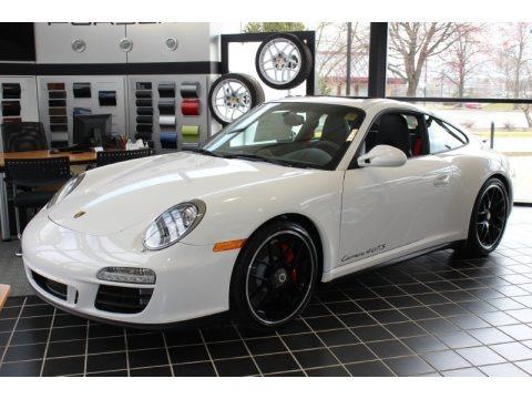 2012 Porsche 911 Carrera 4 GTS Coupe Data, Info and Specs