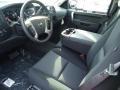2012 Graystone Metallic Chevrolet Silverado 1500 LT Crew Cab 4x4  photo #6