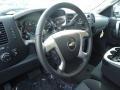 2012 Graystone Metallic Chevrolet Silverado 1500 LT Crew Cab 4x4  photo #9
