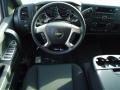 2012 Graystone Metallic Chevrolet Silverado 1500 LT Crew Cab 4x4  photo #14