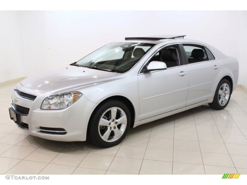 silver ice metallic 2012 chevrolet malibu lt exterior photo 62442829. Black Bedroom Furniture Sets. Home Design Ideas