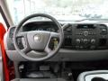 2012 Victory Red Chevrolet Silverado 1500 Work Truck Extended Cab 4x4  photo #15
