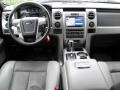 Dashboard of 2011 F150 Limited SuperCrew 4x4