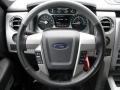 2011 F150 Limited SuperCrew 4x4 Steering Wheel