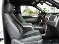2011 F150 Limited SuperCrew 4x4 Steel Gray Interior