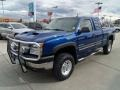 2003 Arrival Blue Metallic Chevrolet Silverado 2500HD LS Extended Cab 4x4  photo #5
