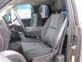 2012 Mocha Steel Metallic Chevrolet Silverado 1500 LT Extended Cab 4x4  photo #8