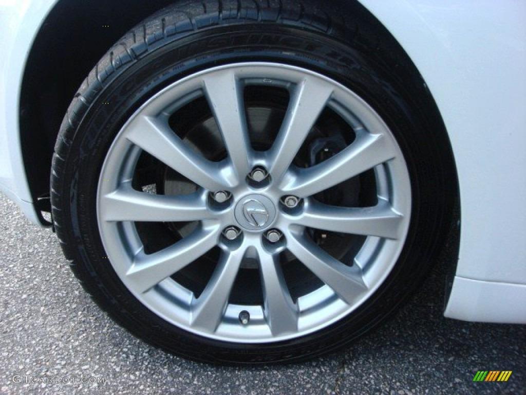 2006 Lexus Is 250 Awd Wheel Photo 62463250 Gtcarlot Com