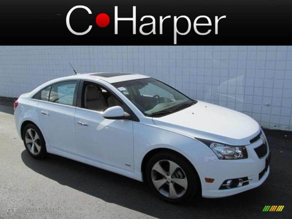 2011 summit white chevrolet cruze ltz rs 62434595 car color galleries. Black Bedroom Furniture Sets. Home Design Ideas