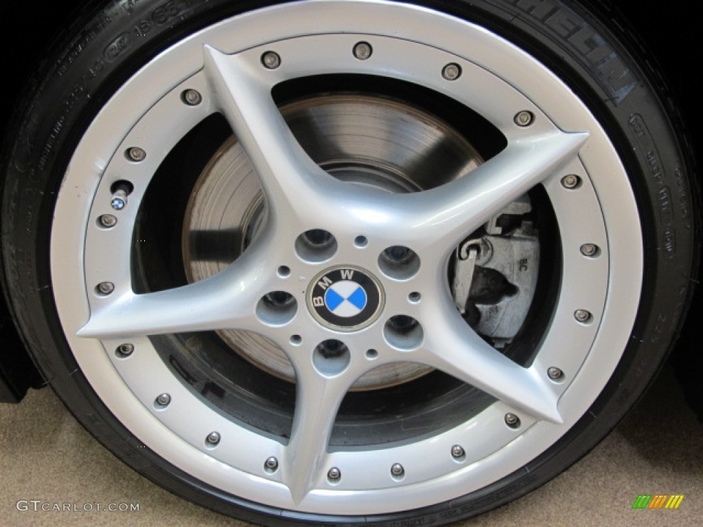 2006 Bmw Z4 3 0si Roadster Wheel Photo 62471408