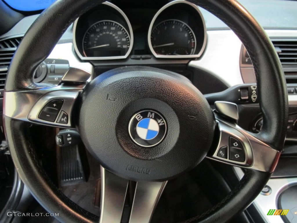 2006 Bmw Z4 3 0si Roadster Steering Wheel Photos Gtcarlot Com